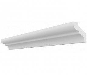 Потолочный плинтус Эконом Б35