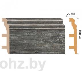 Плинтус D232-87 Decomaster 10 см