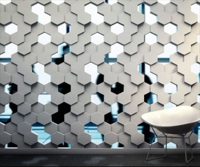 Hive 3D перегородки