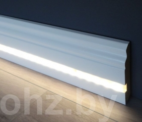 Плинтус с подсветкой 10 см НМ1250