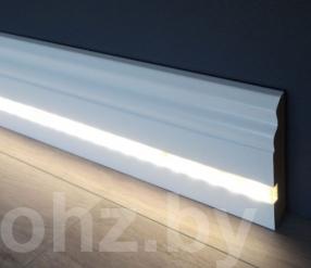 Плинтус с подсветкой 10 см НМ1860