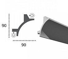 Профиль для скрытого освещения KF-703