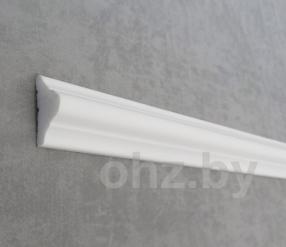 Mz026 твердый молдинг из дюрополимера 2,5 см.