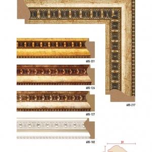 Варианты багета 685