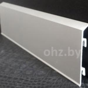Плинтус напольный алюминиевый PK-70