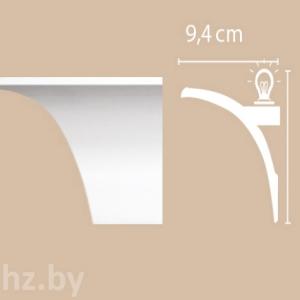 Карниз для подсветки Decomaster A202