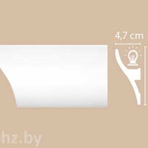 Карниз из дюрополимера А203. Decomaster