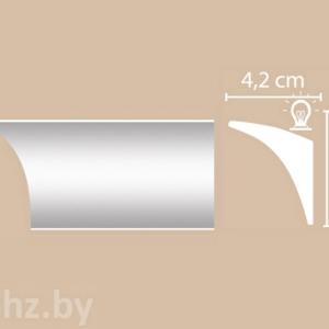 Карниз для подсветки Decomaster A209