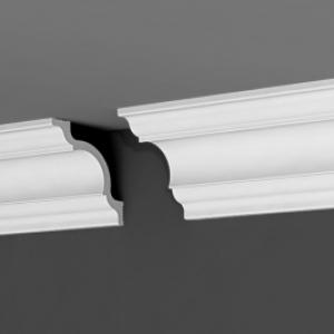 Потолочный плинтус из пенопласта 8см, Де-Багет А80