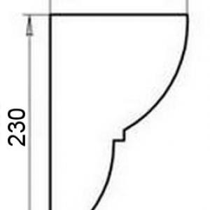 Размеры консоли К3