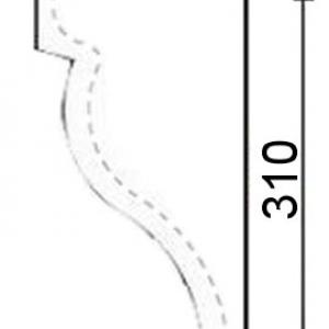Размеры консоли КМ22