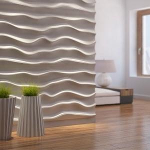 Эфир - гипсовые стеновые панели