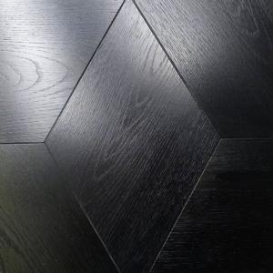Черный алмаз - паркет шереметьевская звезда