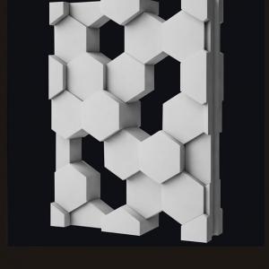 Hive 3D блок