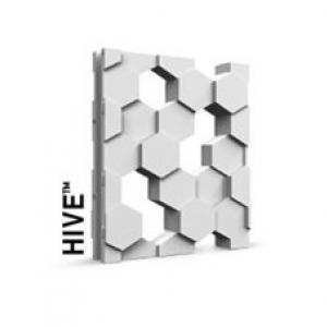 Hive гипсовый блок соты