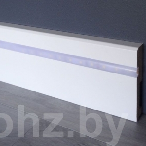 Плинтус для подсветки, МДФ 10 см ohz_by