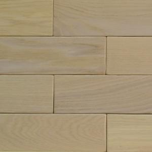 Шамот - Кирпичик Woodbrick - стеновая панель из дуба