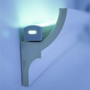 kf-701 плинтус для подсветки