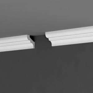 Потолочный плинтус из пенопласта 3см, Де-Багет П02 30х35