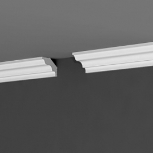 Потолочный плинтус 35х30 мм Дебагет П04