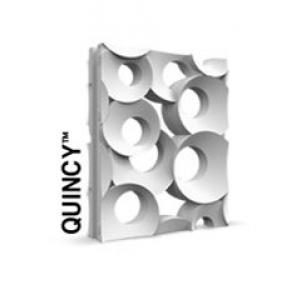 Quincy гипсовый блок