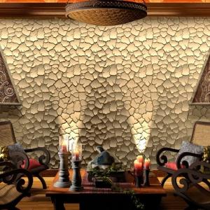 Сахара - гипсовые стеновые панели