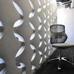 3D стена Weaver