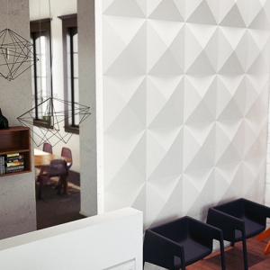 Zoom - гипсовые стеновые панели